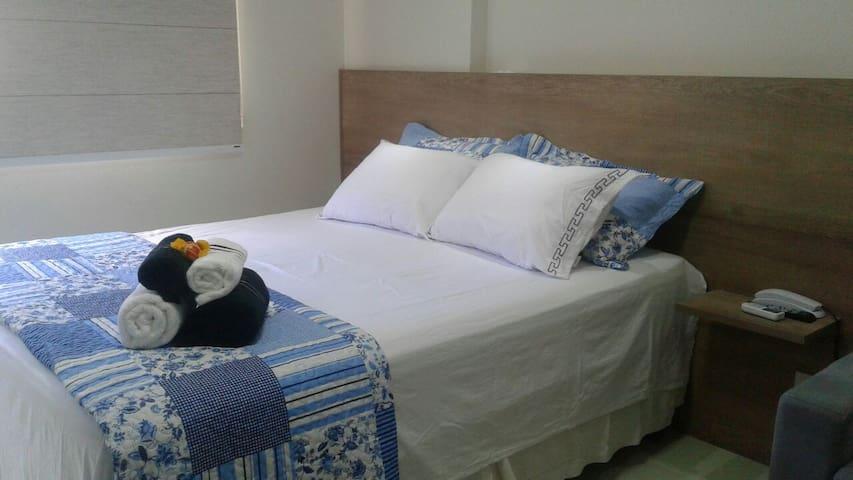 Maravilhoso Flat no Granja Brasil - Itaipava - Obsługiwany apartament
