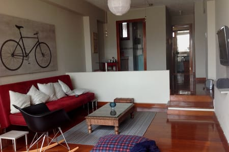 Well located cozy mini apartment in San Isidro - San Isidro
