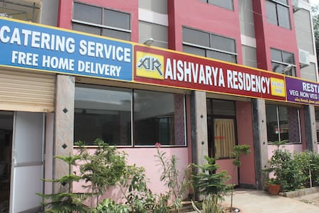 AISHVARYA RESIDENCY ,  2 Bed Non AC - Coimbatore - Appartement