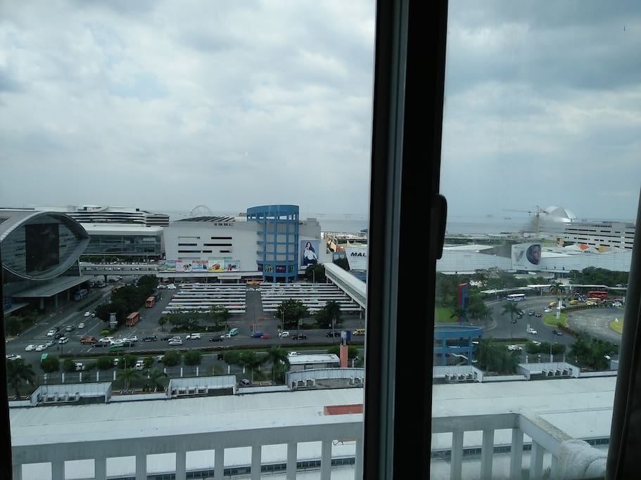 View Facing Mall of Asia