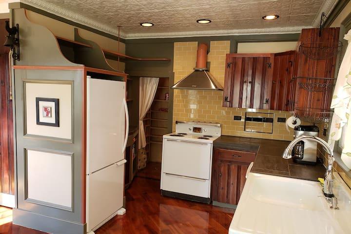 3 bedrooms - The Barn Door Cottage in Lambertville