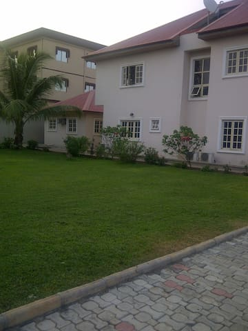 Fully Serviced Guest Chalet in a Secured Estate