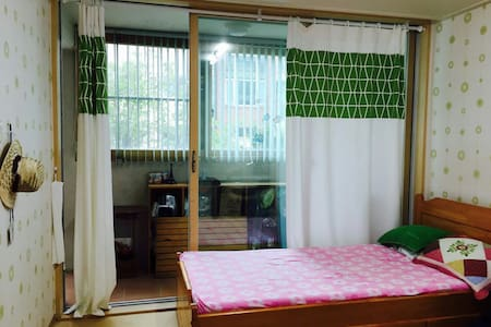 Quiet&cozy 1 Private room, Warm family greeting - Yongin-si - Apartment