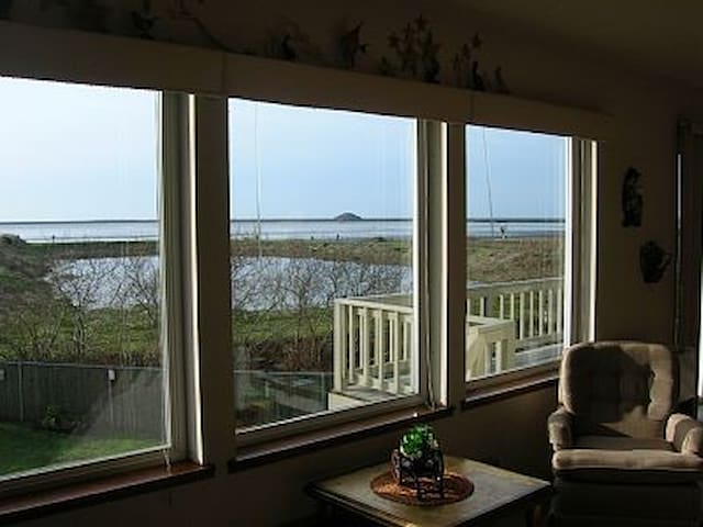 Ocean Sunset View House - Crescent City - Casa