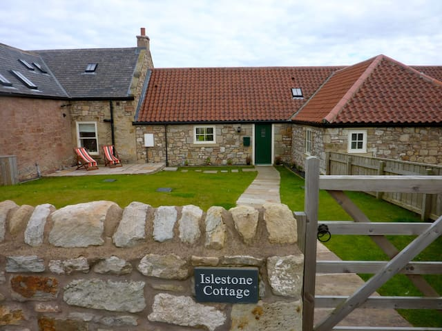 Islestone Cottage - Beadnell - House