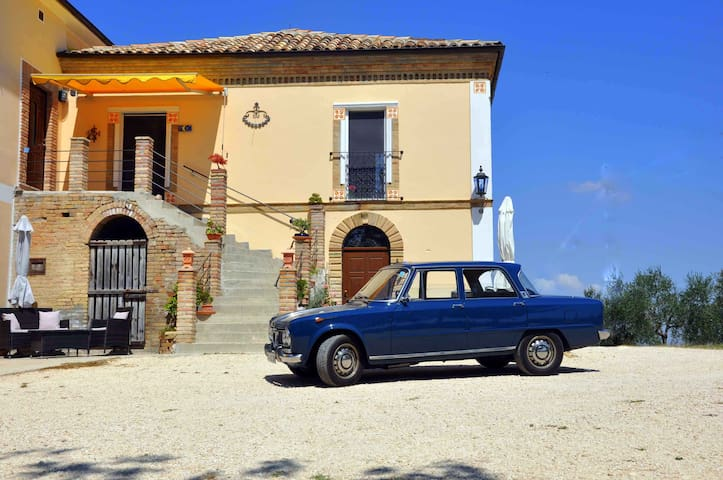 Casa Antica, FEWO Sole - Castilenti - Apartemen