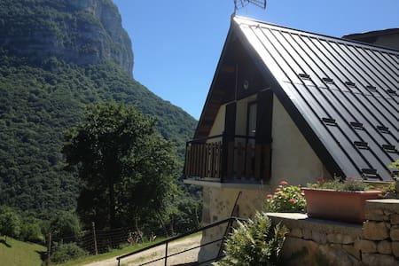 Maison SAVOIE PARC DES BAUGES - Saint-Jean-d'Arvey - Hus