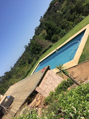 Converted Barn 2 - Outer West Durban - Rumah