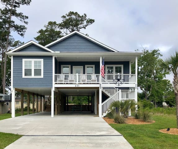 The Blue Pearl - OAK ISLAND, NC