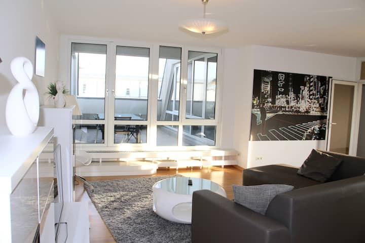 Exclusive Penthouse in City Center