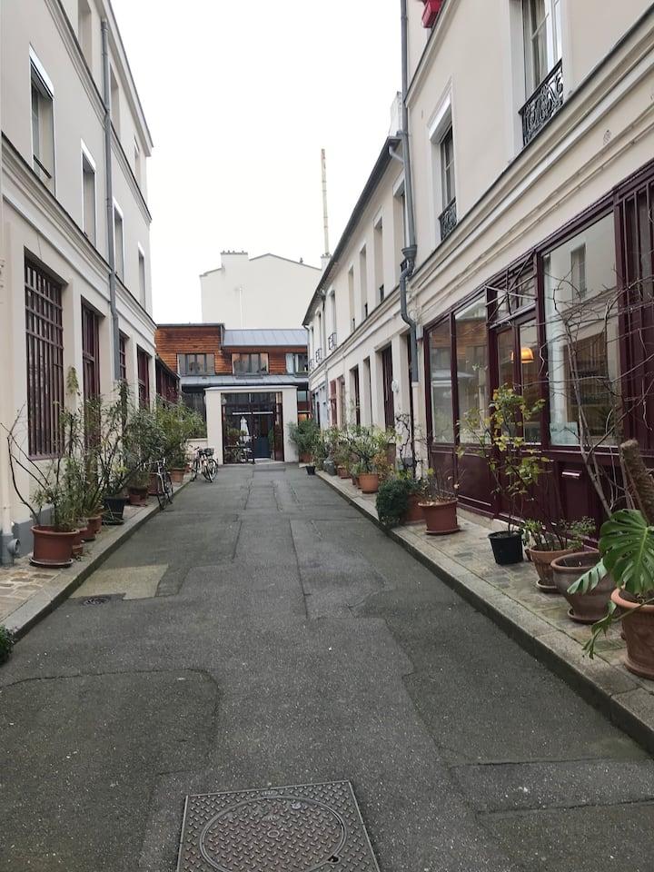 chambre Paris 11ème - République/Parmentier