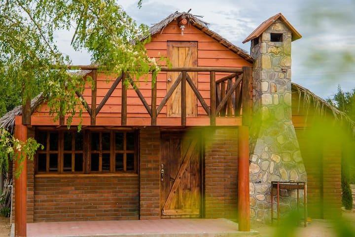 Cabaña #3 Club Campestre el Madrigal