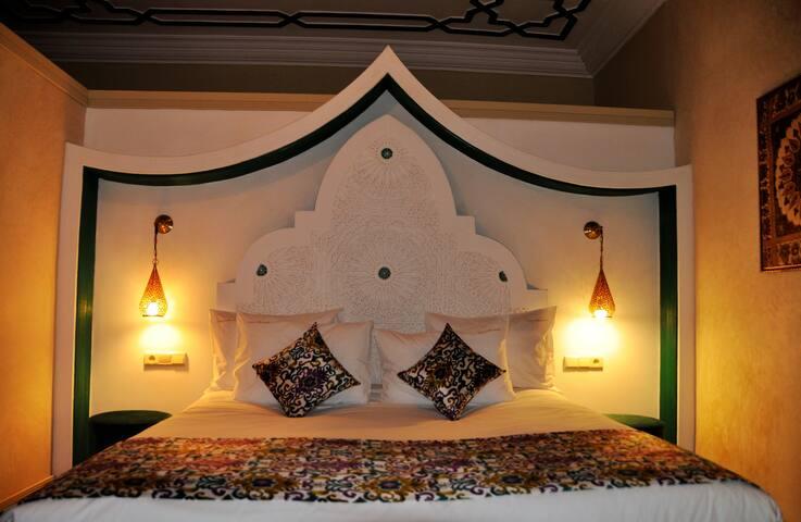 Suite Zamarad - Chambre