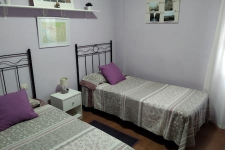 Double room, near the center.