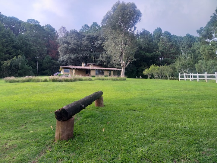 Espectacular Residencia en Valle de Bravo!