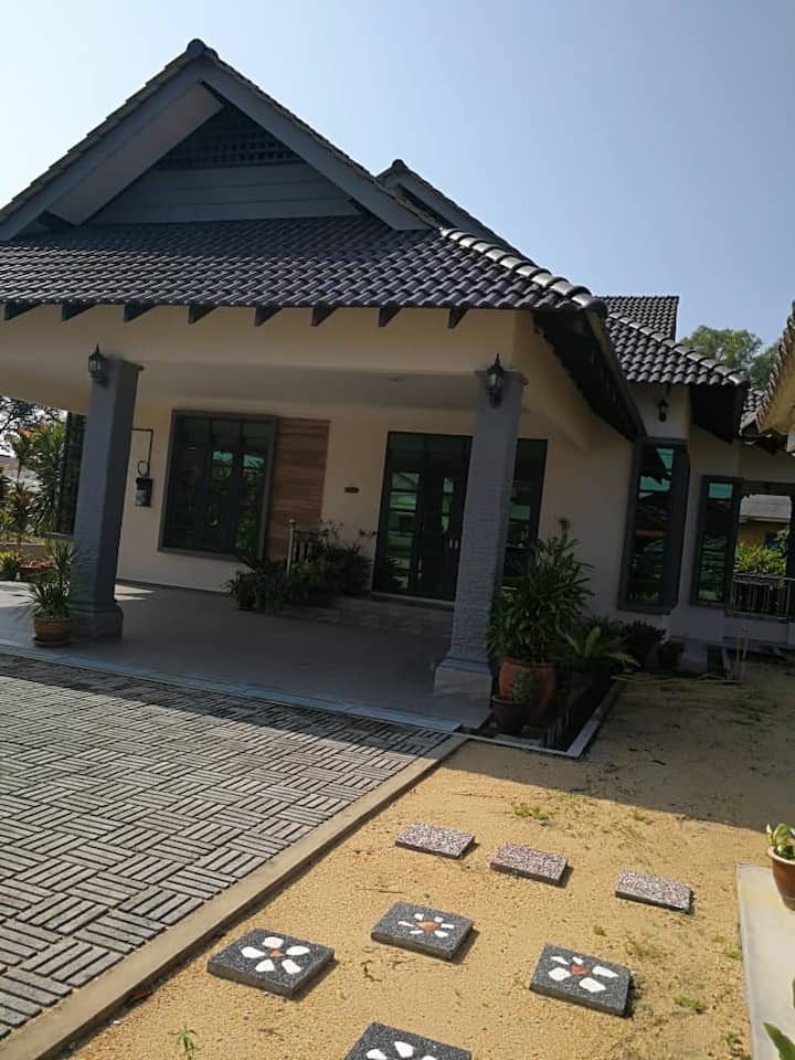 Homestay at the heart of Dungun Town
