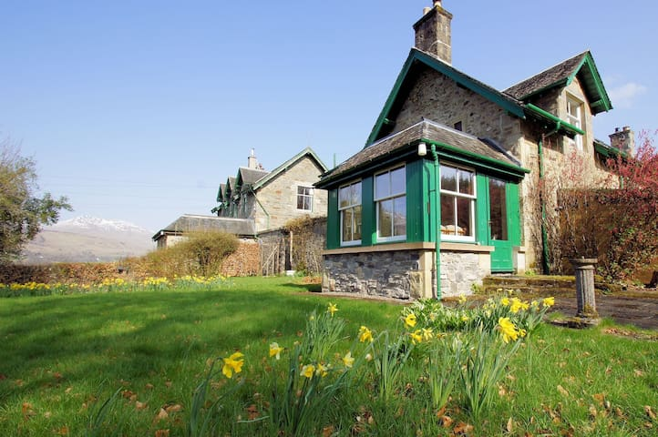 Tolsta holiday cottage in Killin