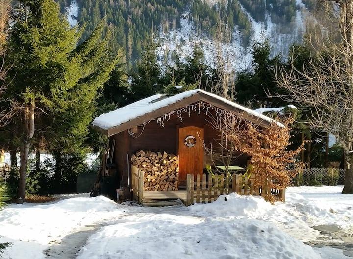 Chalet Alpine Rose central Chamonix