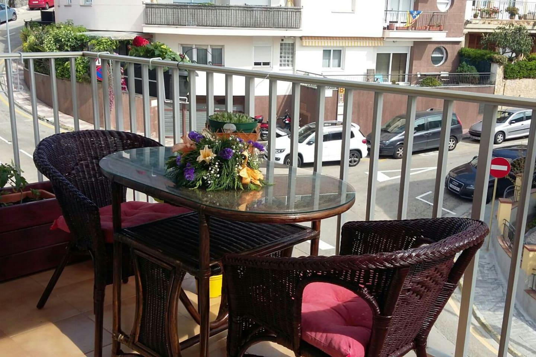 balcon .salida desde el comedor