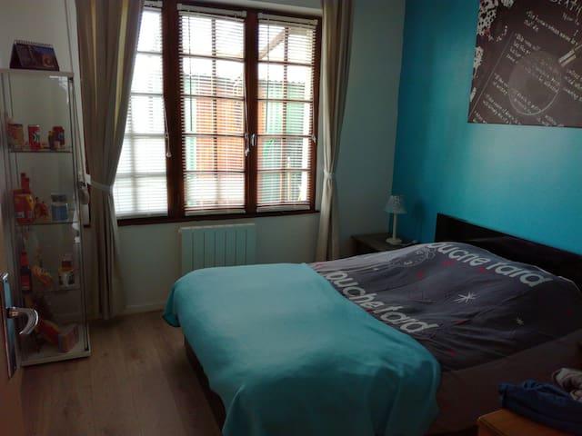 Chambre à 3km de Berck - Rang-du-Fliers - Huis
