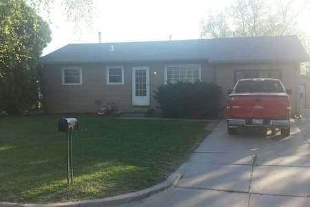 Quite suburban home near Wichita. - Park City