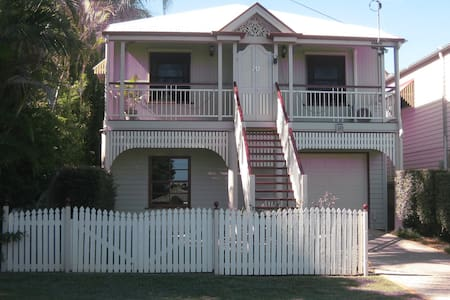 Clean, comfortable and quiet, double bed - Manly West - Hus