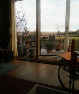 Wohnung im modernen Naturhaus - Kempten (Allgäu)