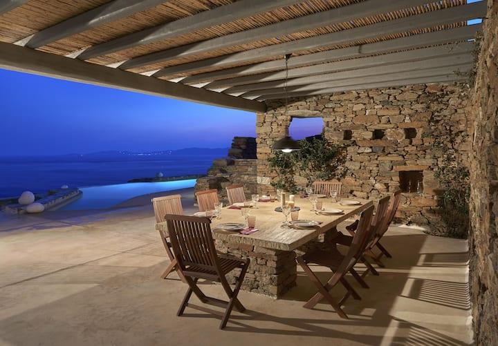 Traditional Villa in Tinos