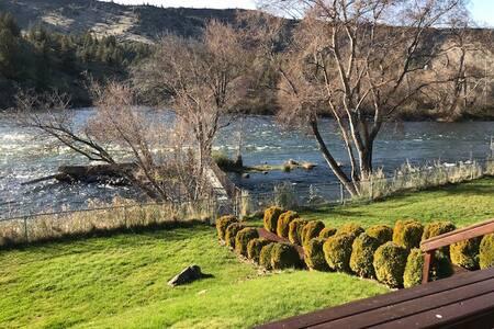 Deschutes River House