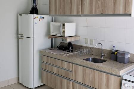 Apartamento Mobiliado - Spazio Du Parque 306