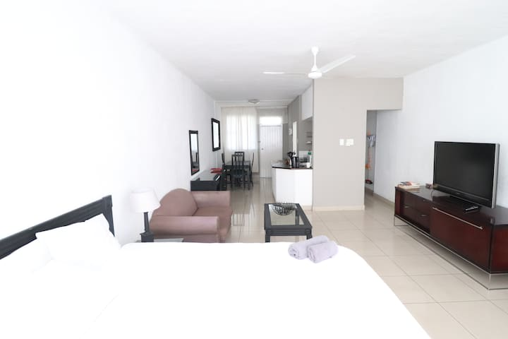 Sandton Apartment (302) - 4.6kms from Sandton City
