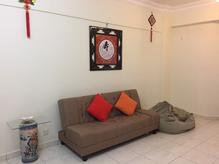 Mawar Apartment Gohtong Jaya Studio