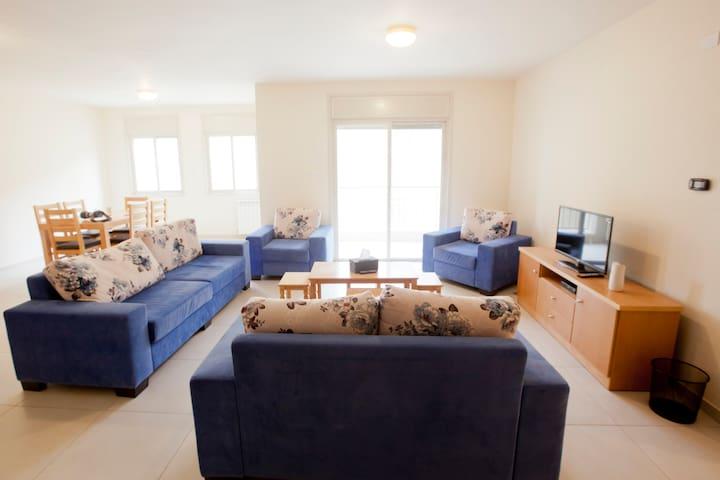 3 Bedroom Apartment for Rent in Rawabi City