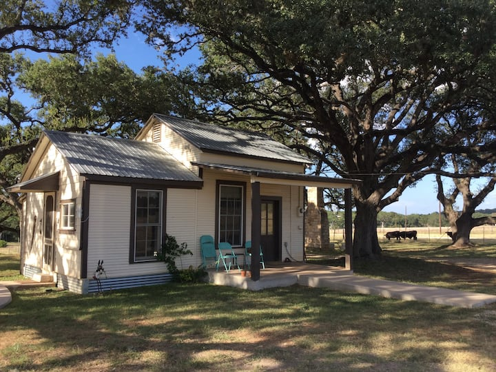 Happy House on Blanco River - Blanco Rapids Ranch