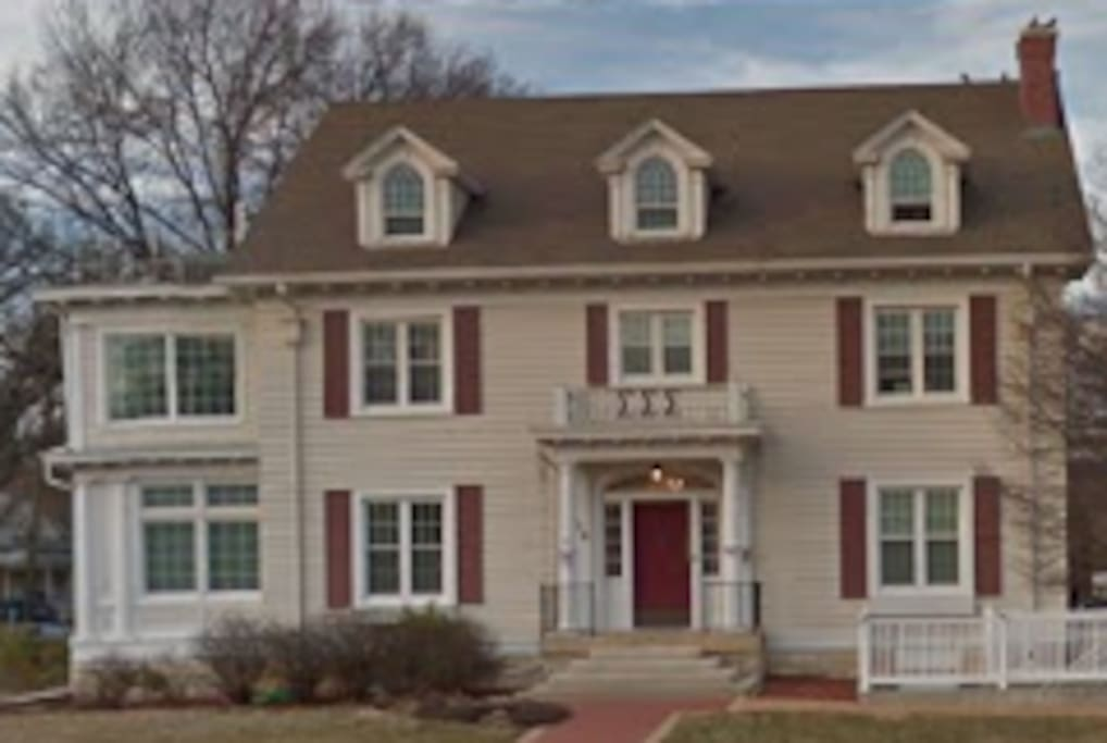 Sigma Sigma Sigma House