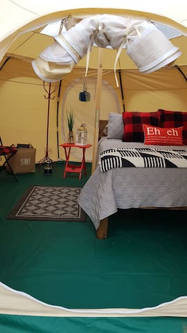 Elephants Head Glamping: Stargazer