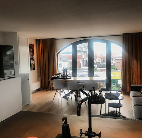 Cosy apartment near by the beach and Amsterdam.