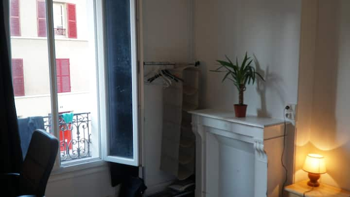 Appartement tranquille dans Saint-Denis