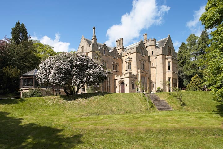 One of the best 10 houses in Scotland-Country Life - Galashiels - Annat