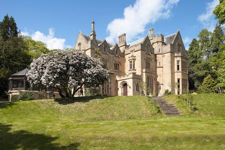 One of the best 10 houses in Scotland-Country Life - Galashiels