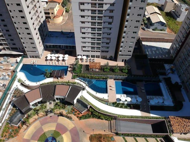 Caldas Novas, Evian Thermas Residence