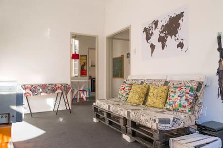 Bedroom at Historic Center 3! - Porto Alegre
