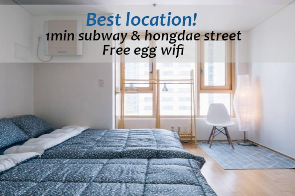 Best location!