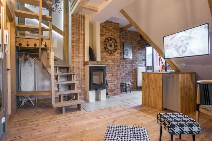 Apartament Wiechlina lux Zakopane