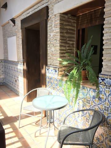 Apartamento acogedor a 250m de la Catedral! Toledo - Toledo - Lägenhet