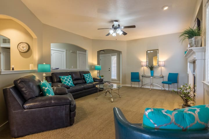 Family friendly in great neighborhood with pool - Meridian - Casa