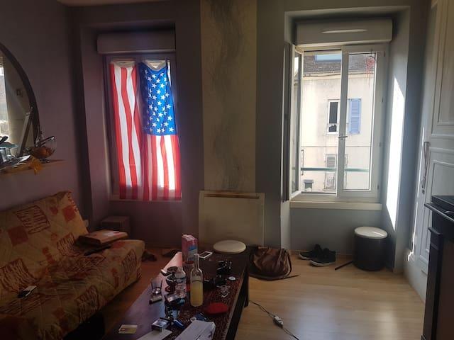 Beau 2 pièces  à 20mn de Paris - melun - Apartment