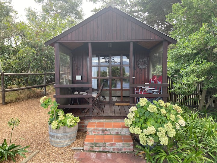 Wooden Cottage on a Wine Farm in Constantia!