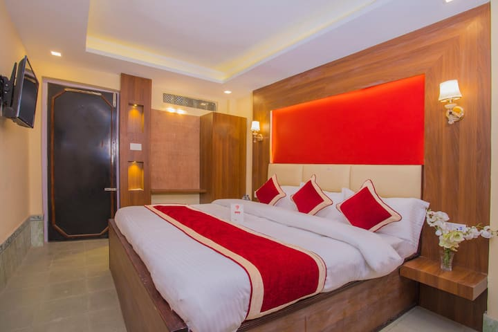 Gorgeous Room Deluxe At Kathmandu