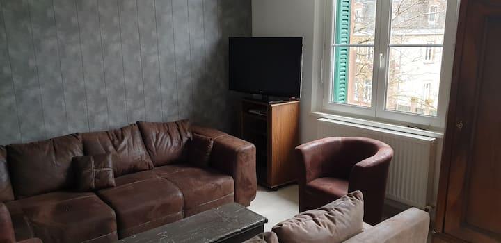 Superbe logement entièrement rénové